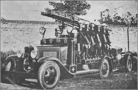历史上的消防队