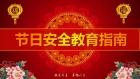 猪年节日安全教育指南